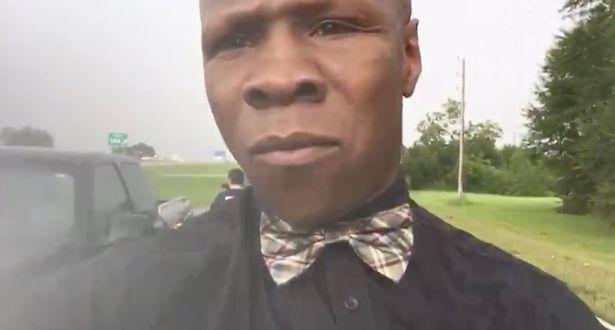 Изненада! Крис Юбанк стана полицай в Луизиана