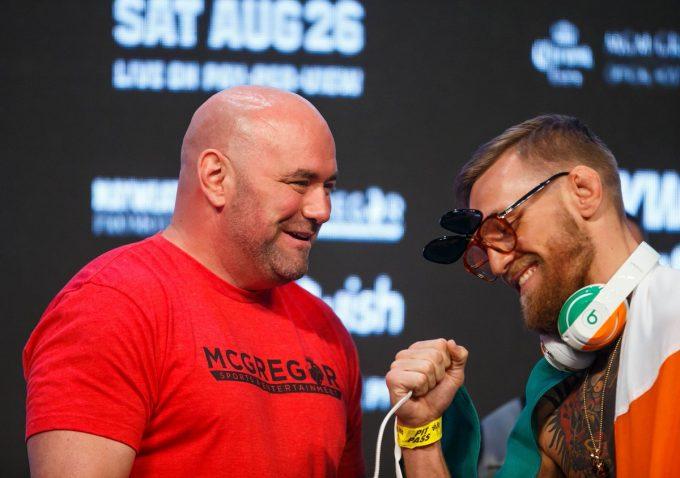 """UFC и Конър ще """"оправят всичко"""""""