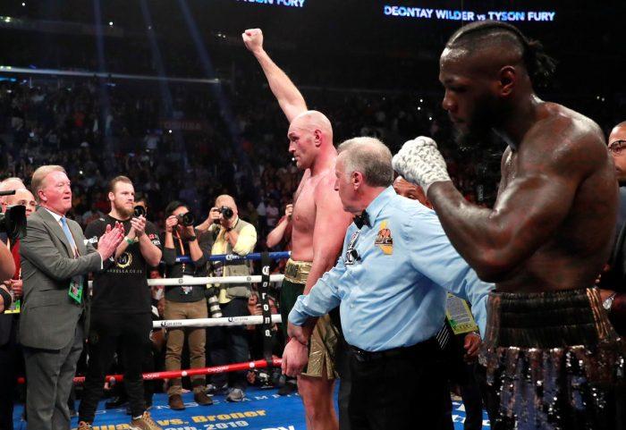 Тайсън Фюри ще показва върхови боксови умения