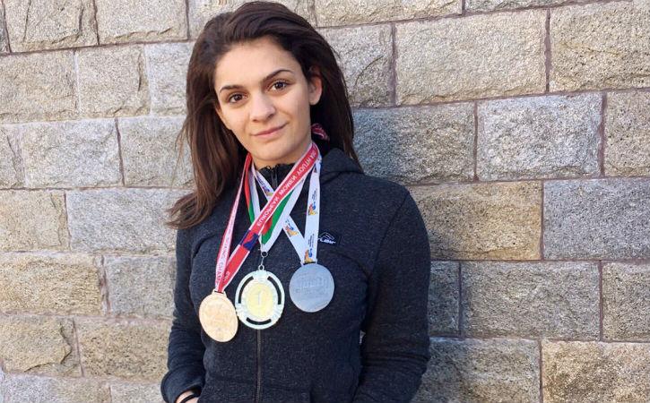 Горяна Стоева: Младежките Олимпийски Игри бяха сбъдната мечта