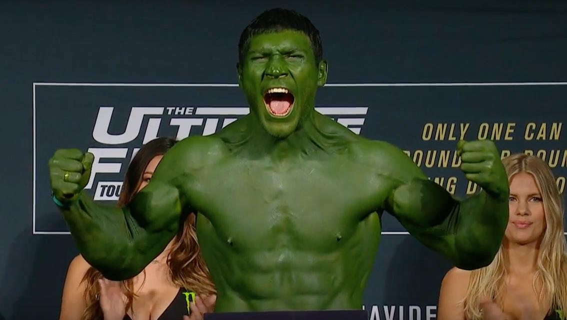 """Йон """"Хълк"""" Кутелаба: Аз съм следващата голяма звезда в UFC"""