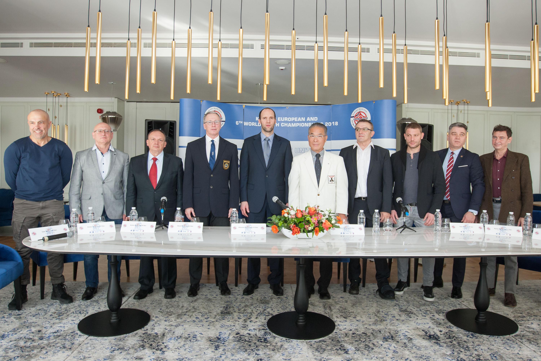 Обявиха мястото на провеждане на Световно първенство по киокушин през 2019 г.