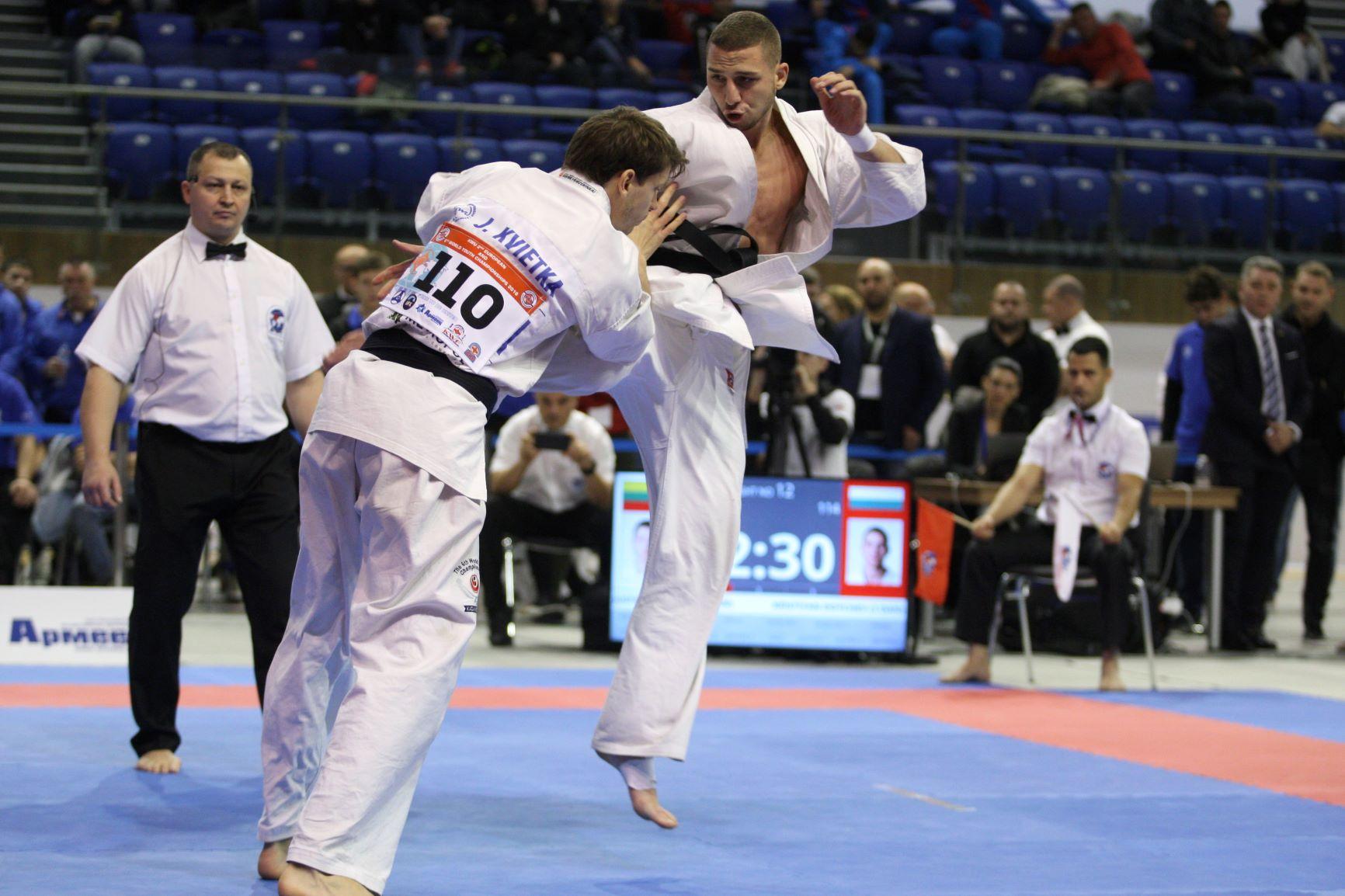 Европейска титла за България от шампионата по киоукшин