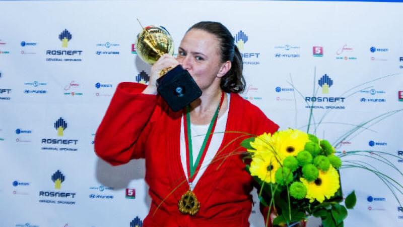 Мария Оряшкова започва атаката на златото срещу испанка