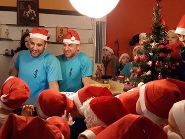 Коледен киокушин празник за деца във Варна (СНИМКИ)
