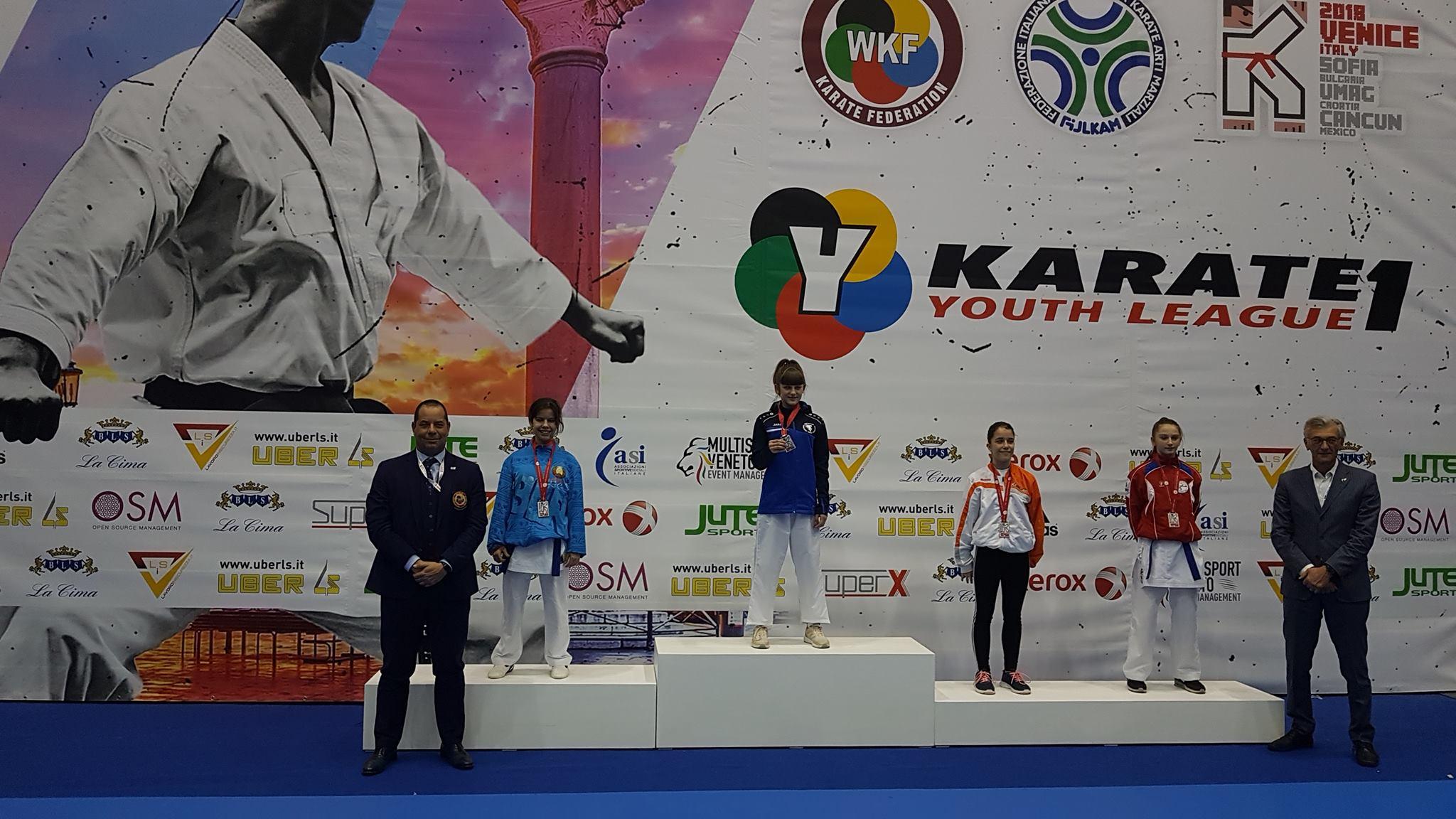България с втора титла от Световната карате лига