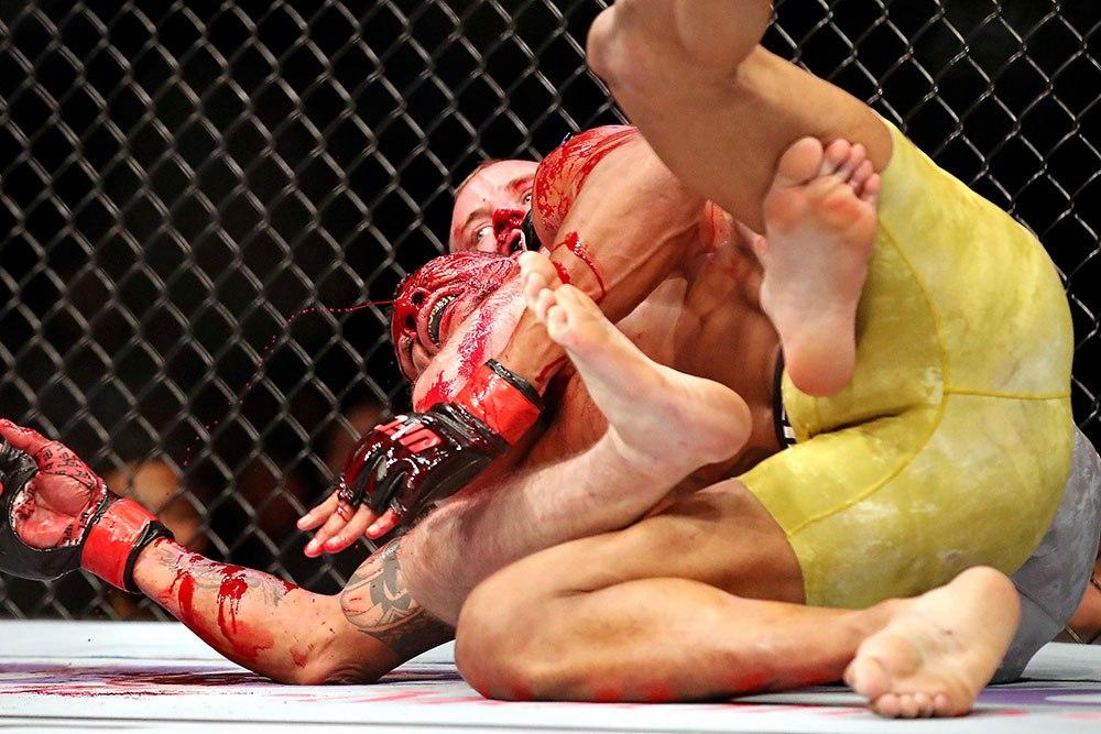 Каубоя показа щетите си след UFC 231 (СНИМКА)