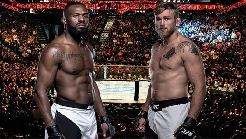 Време е за UFC 232! Бойците преминаха кантара