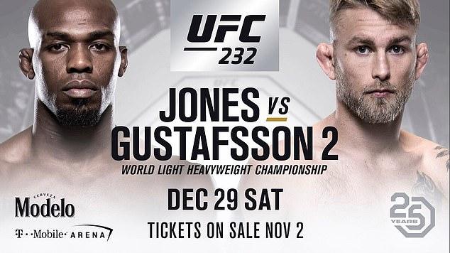 Петъчни прогнози: Джоунс трябва да победи себе си и Густафсон