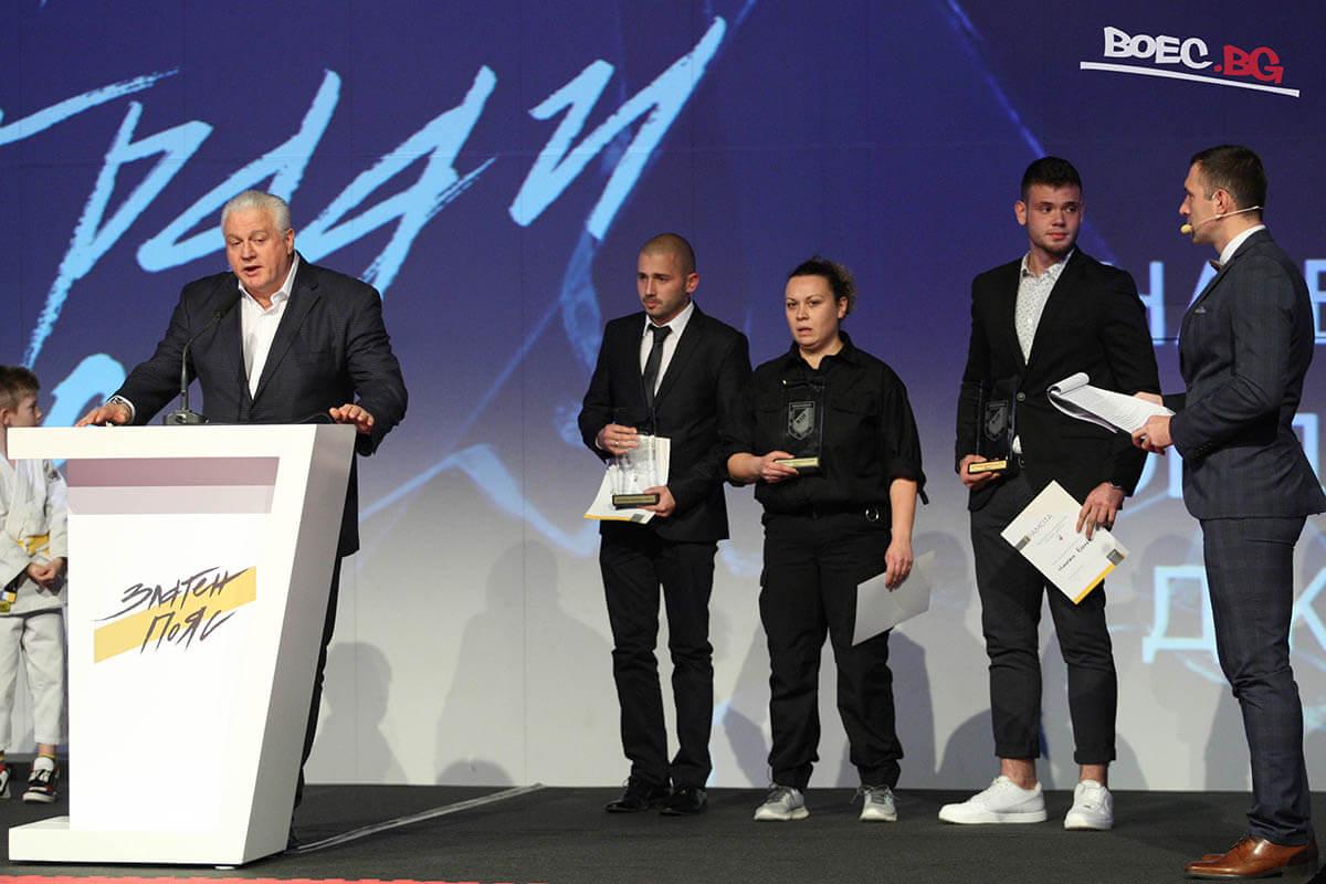 Българската федерация по джу-джицу награди най-добрите си кадри за 2018г. (СНИМКИ)