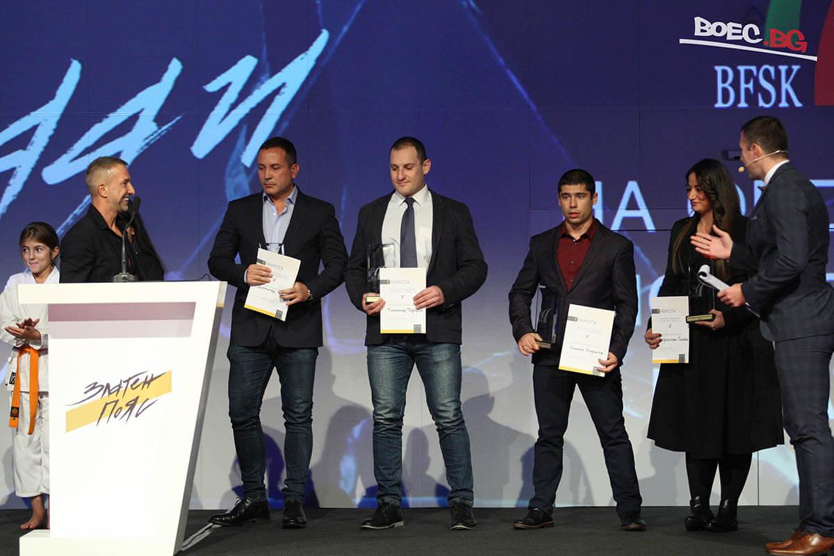 Българското шотокан карате отличи най-добрите си спортисти за 2018г. (СНИМКИ)
