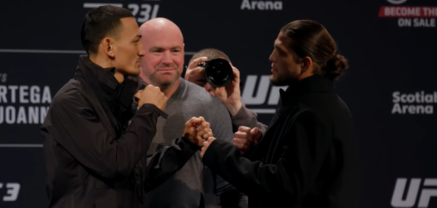 Бойците от UFC 231 лице в лице (ВИДЕО)