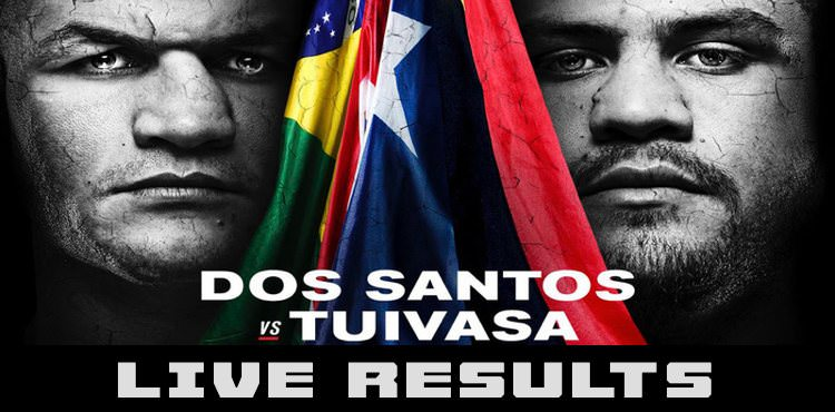 Резултати от UFC: Adelaide – Шогуна и Дос Сантос с категорични победи