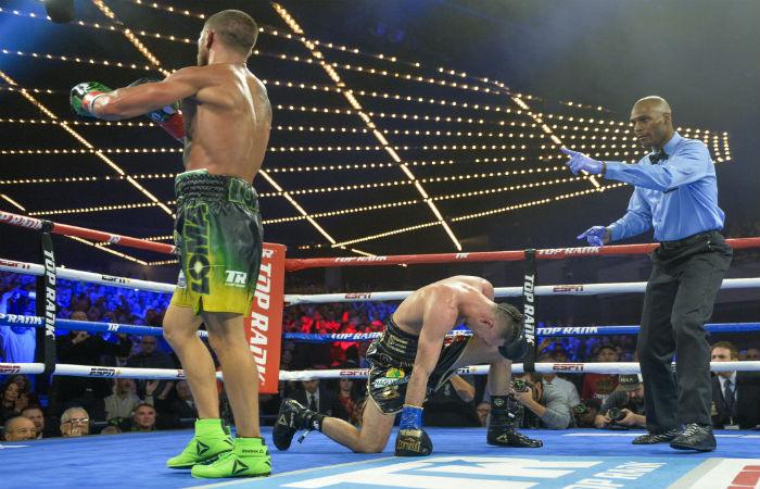 Ломаченко отново на ринга през април