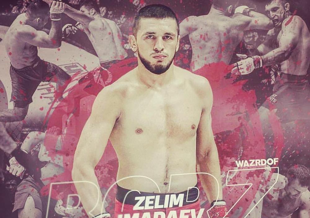 Непобеден руснак се присъедини към UFC