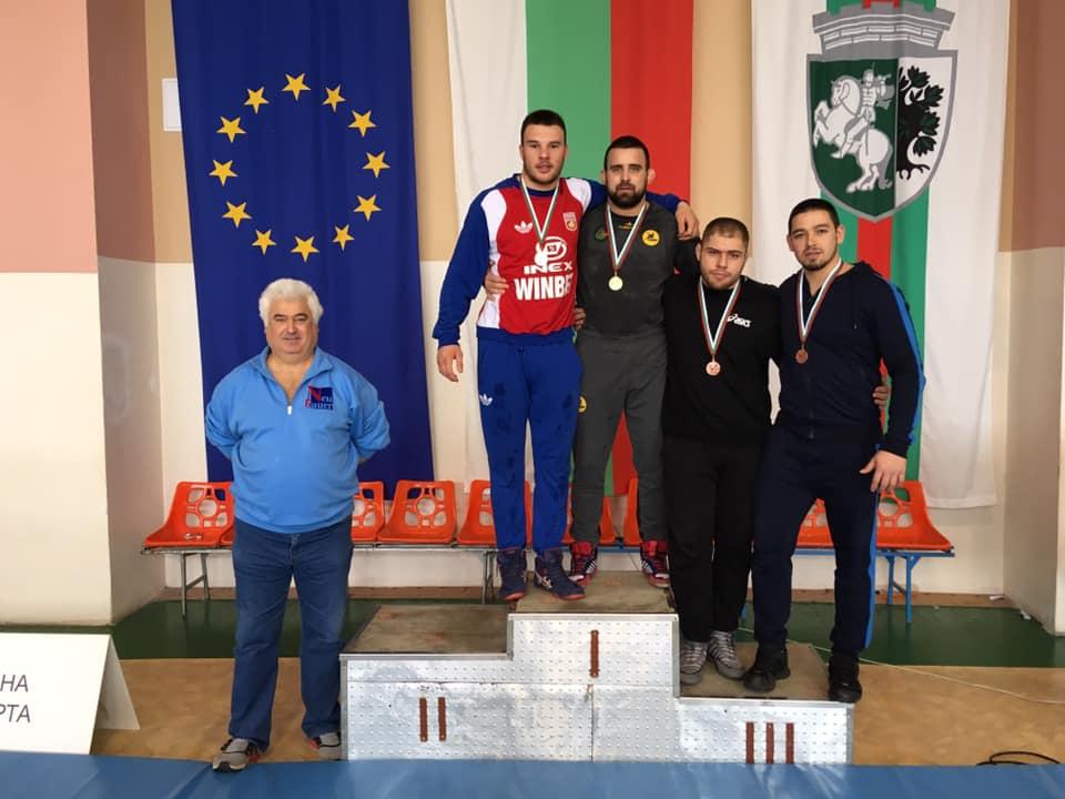 Байряков пребори Милов за титлата