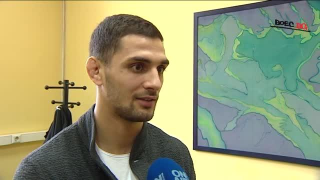 Джудистът Ивайло Иванов: Не искам просто да отида на Олимпийски игри (ВИДЕО)