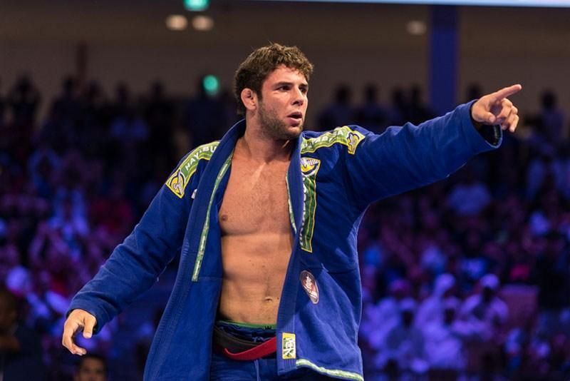 Гинес отличи най-титулувания състезател по джу-джицу