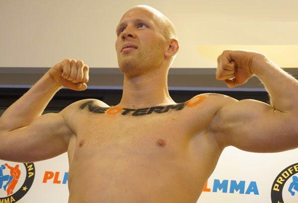 Боец от UFC арестуван в Полша