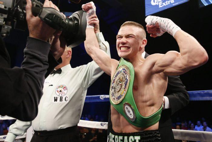 Беларусец отказа участие в Световните боксови супер серии