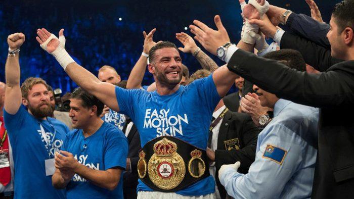 Върнаха световната титла на Мануел Чар