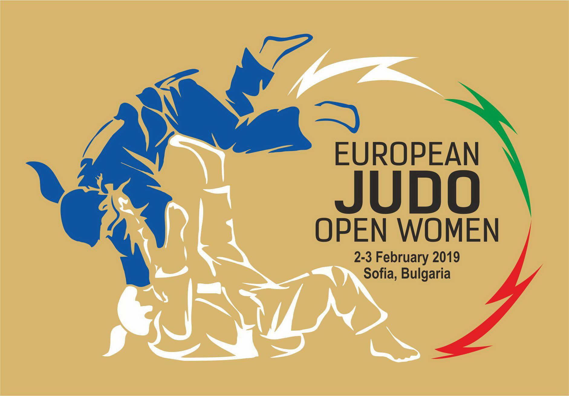 София приема Европейска отворена купа по джудо за жени