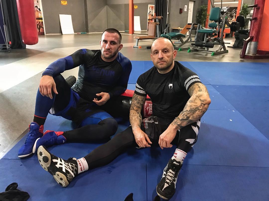 Българският ММА боец Калоян Колев вече е номер 1 на Балканите