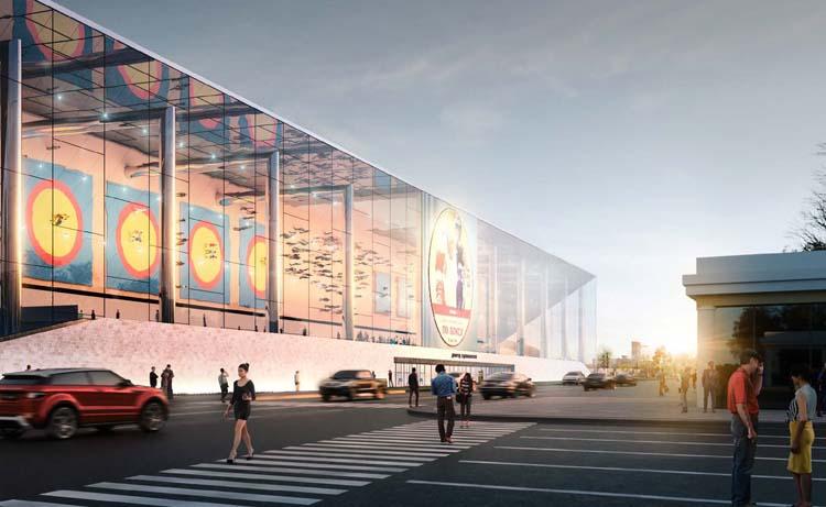 Москва ще се сдобие с модерен самбо център