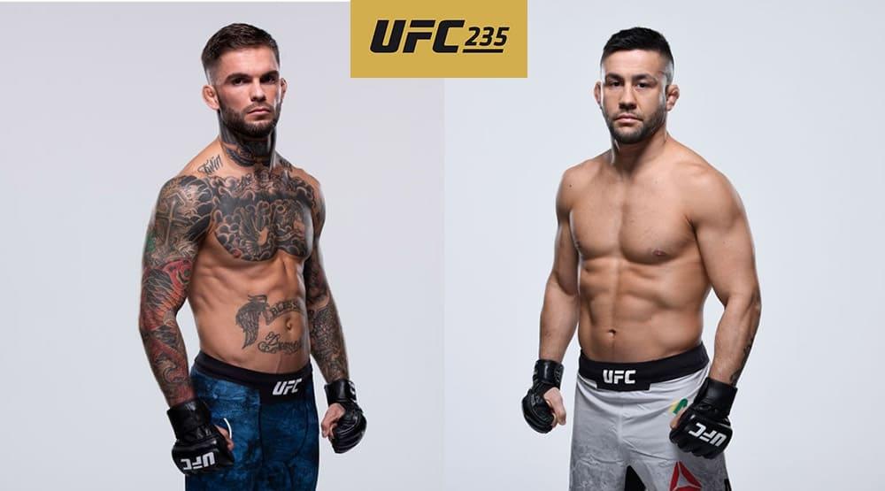 UFC 235 се очертава звездно събитие, още един бивш шампион ще участва