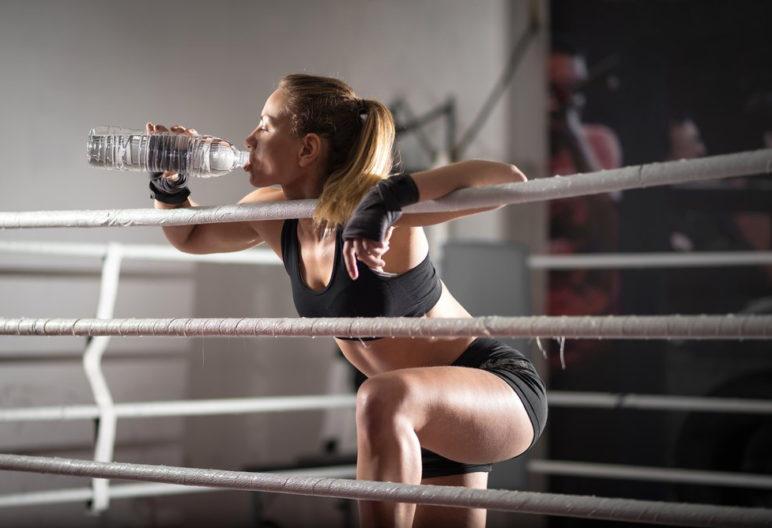 ПОЛЕЗНО: Как да сваляме килограми преди състезание (I част)