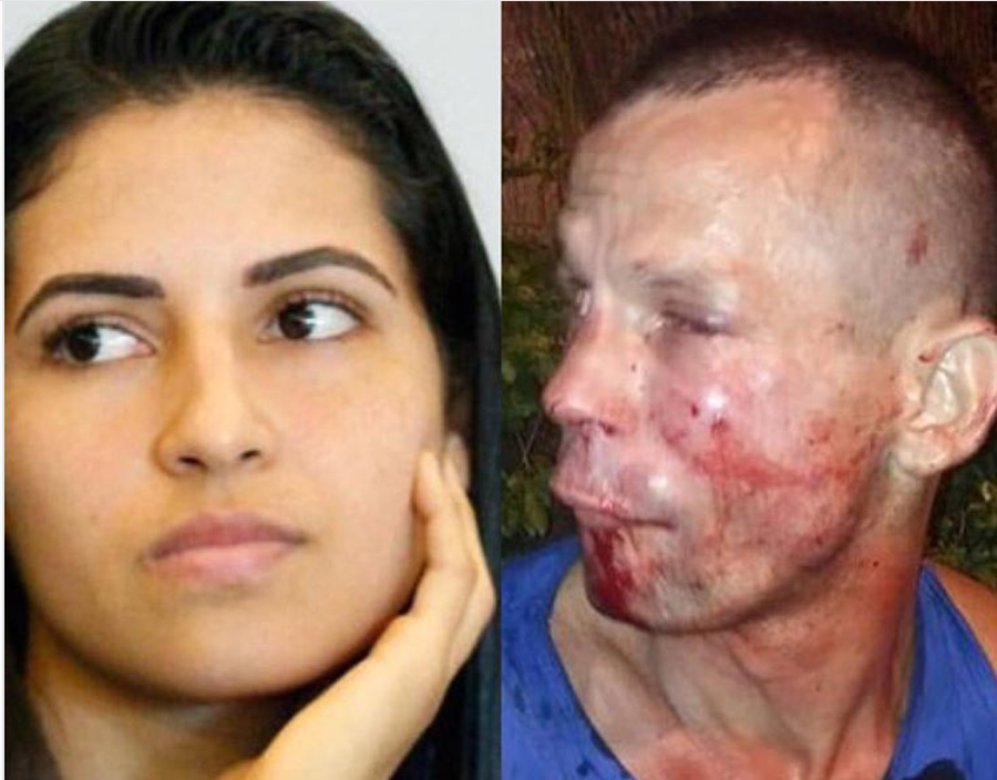 Жена от UFC преби жестоко крадец, опитал да открадне телефон