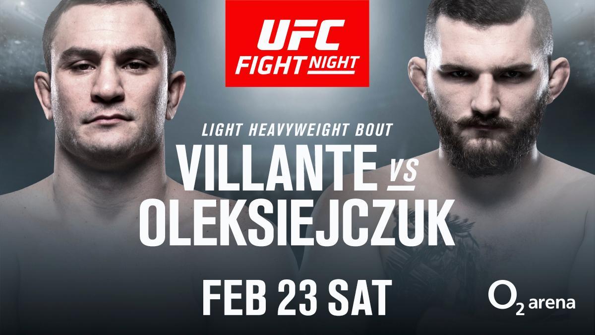 UFC в Прага с още един страхотен двубой