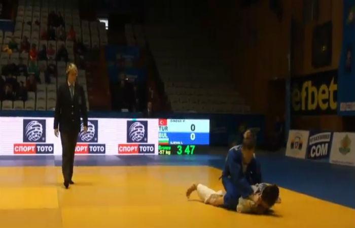 Илиева спечели бронзов медал