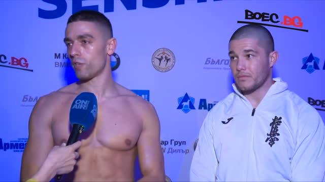 Николай Йоргов след SENSHI: Тактиката ми беше да го откажа (ВИДЕО)