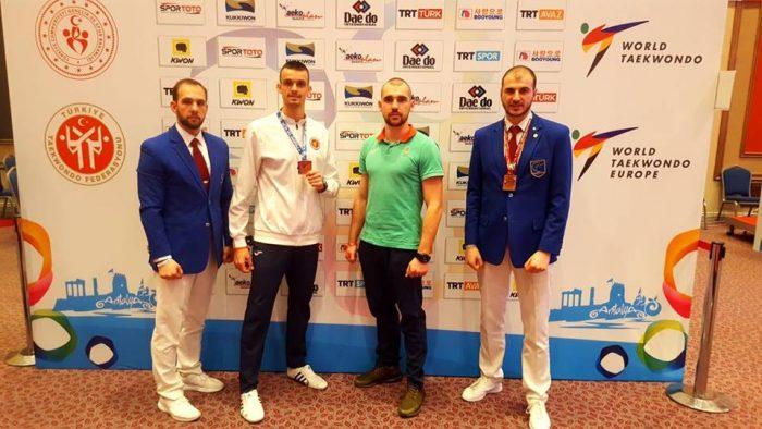 Бронзов медал за България от турнира по таекуондо President's Cup