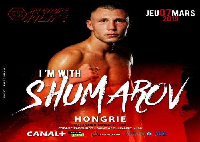 Богдан Шумаров с дебют на международна гала-вечер във Франция