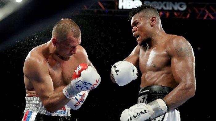 Алварес и Ковалев с успешен кантар преди големия реванш (ВИДЕО)