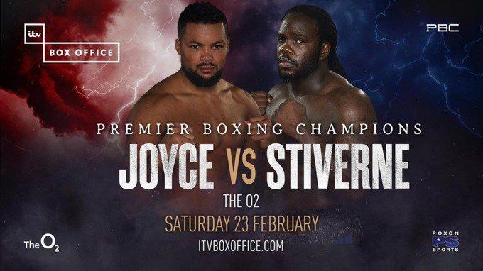 Джо Джойс разби Стивърн и гледа към WBA титлата