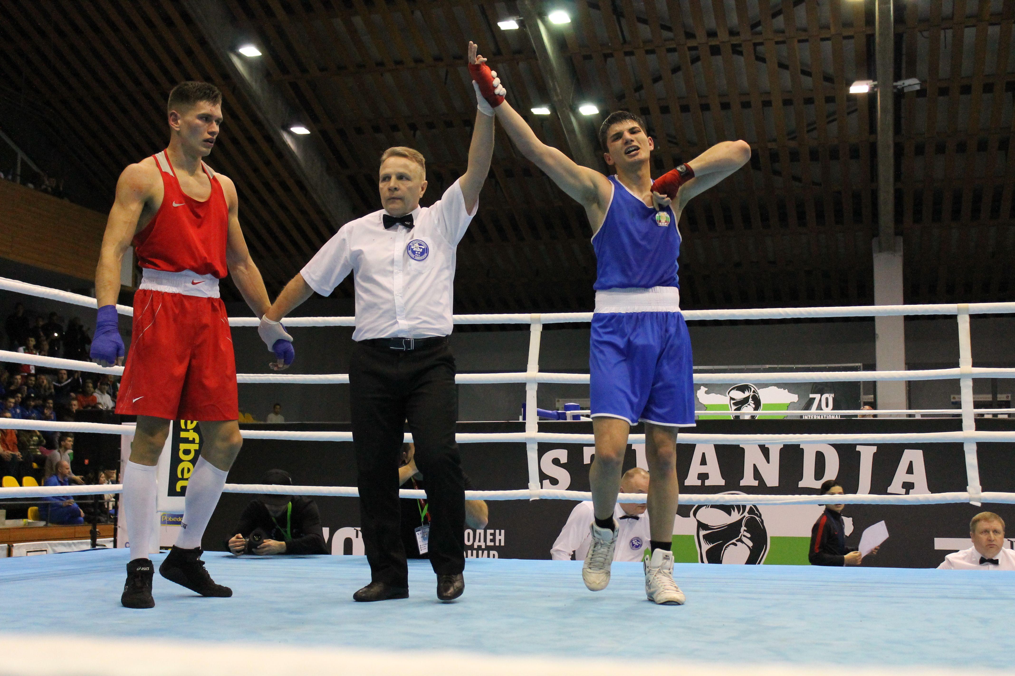 Лекарска забрана спря Рами Киуан да се бие със световен шампион