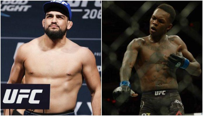 Адесаня срещу Гастелъм за временната титла на UFC