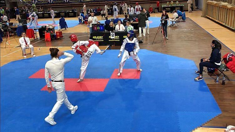 Спечелихме първи медали от Европейското първенство по таекуондо