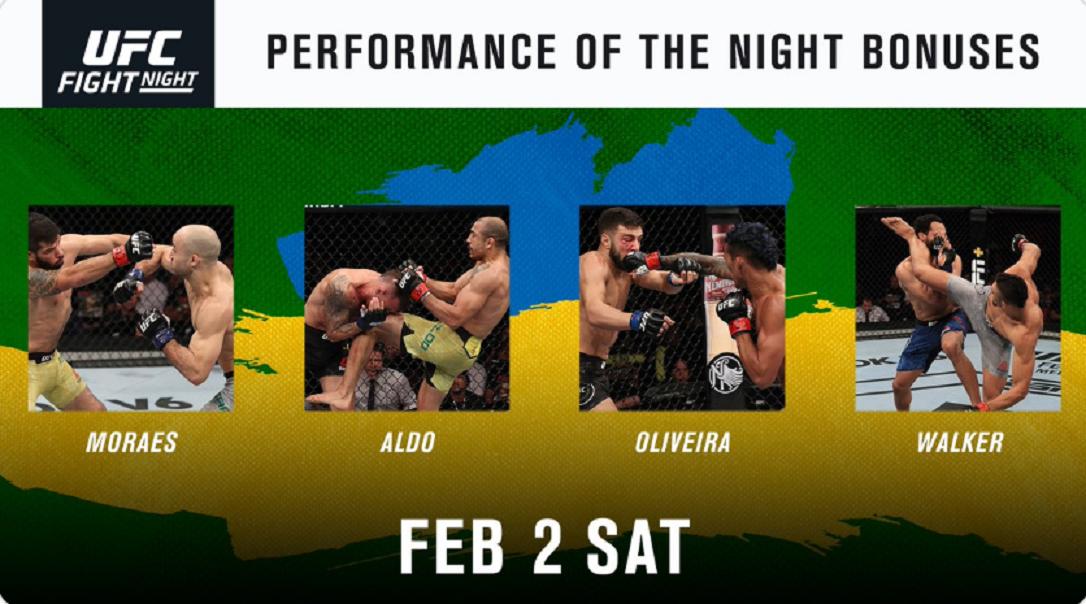 Алдо и Мораеш с бонуси за представянето си в Бразилия