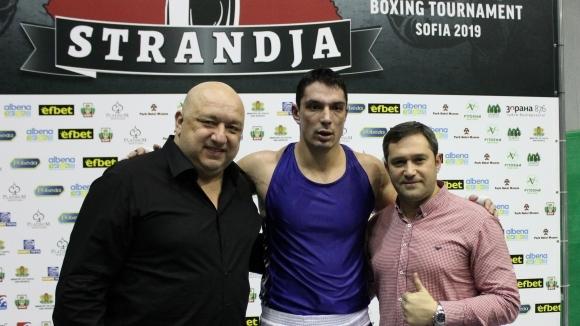"Жалко! Белберов загуби финала на ""Странджа"""