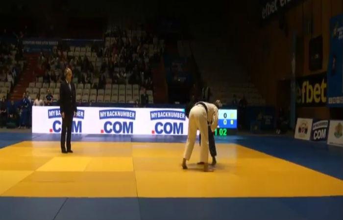 Ден 1: Резултати от Европейска отворена купа по джудо за жени