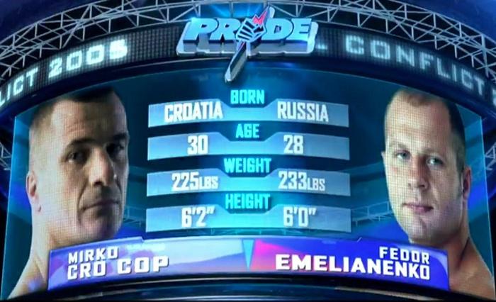 Кро Коп-Емелианенко II в Русия готвят от Bellator