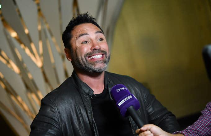 Оскар де ла Оя не се отказва от бой срещу Головкин