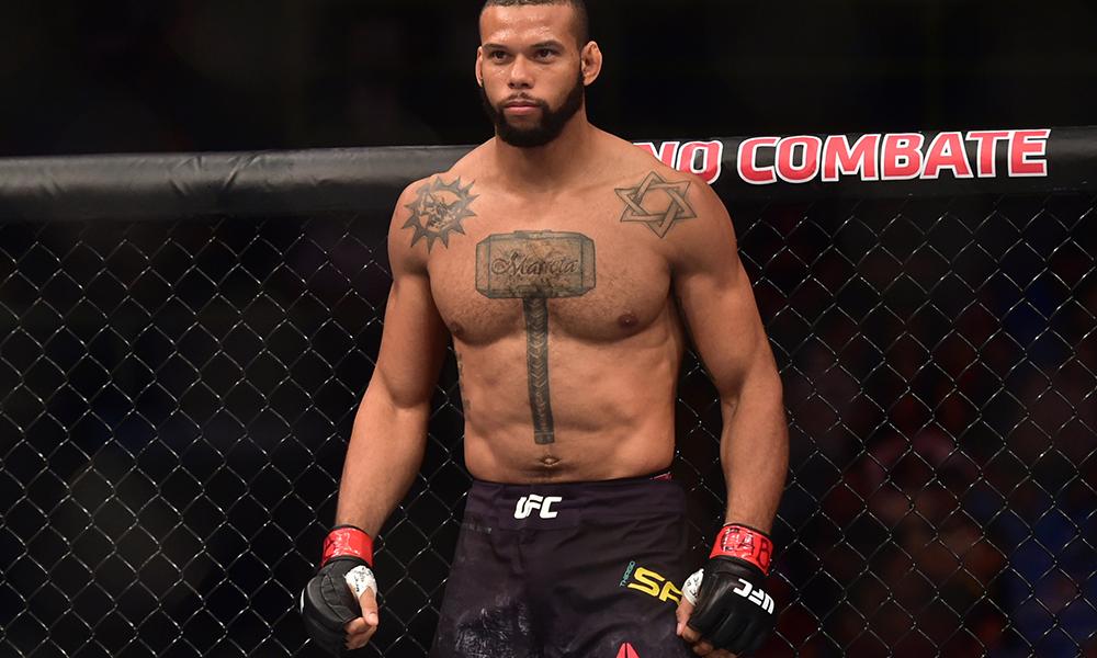 Сантош взе скалпа на поляк, гледа към топ бойците в UFC