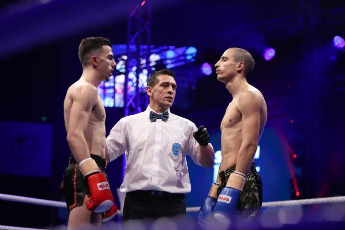 Константин Михайлов с доминантна победа срещу Севдалин Славов