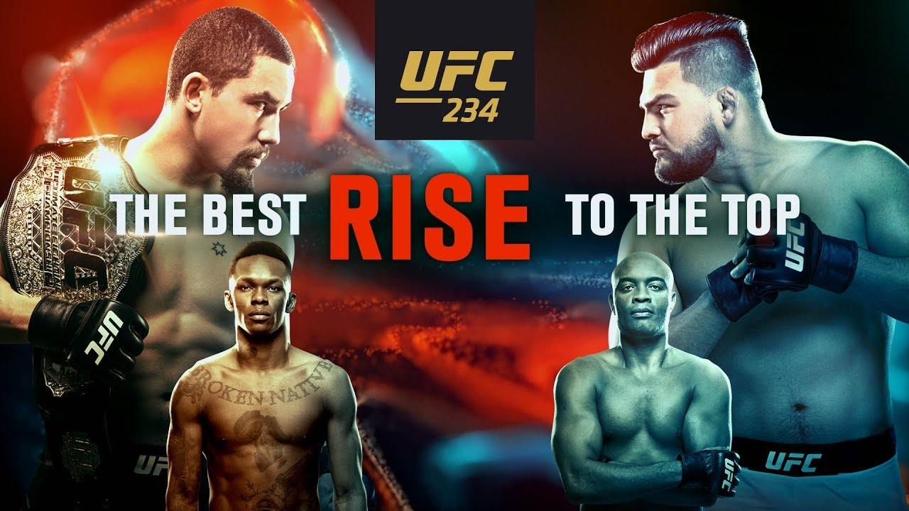 Всички резултати от UFC 234