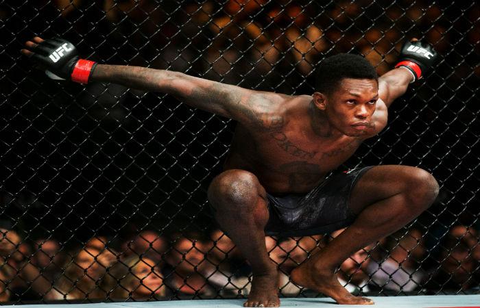 Израел Адесаня е новият шампион в средна категория на UFC